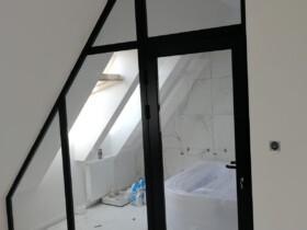 Ścianka loftowa