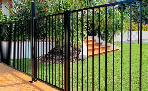 Płoty i ogrodzenia aluminiowe