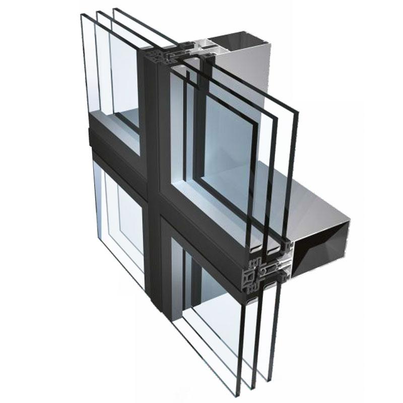 profil fasady aluminiowej