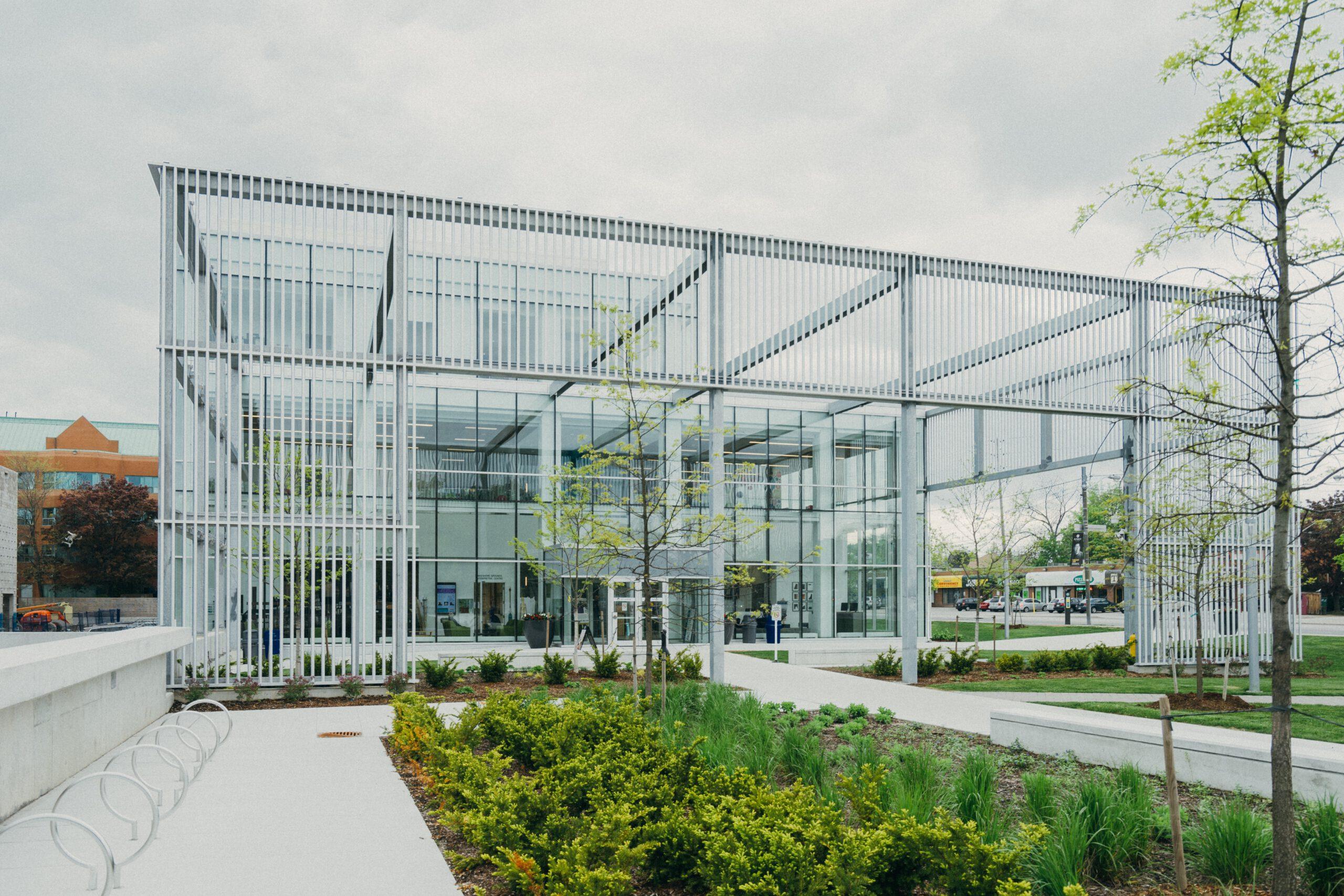 fasada aluminiowa konstrukcja szkieletowa