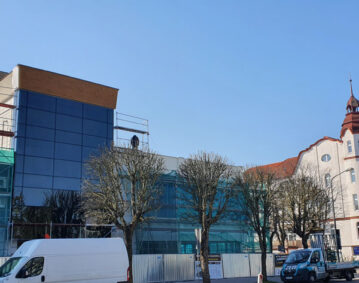 fasada widok budynku