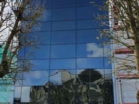 sciana szklana system fasadowy